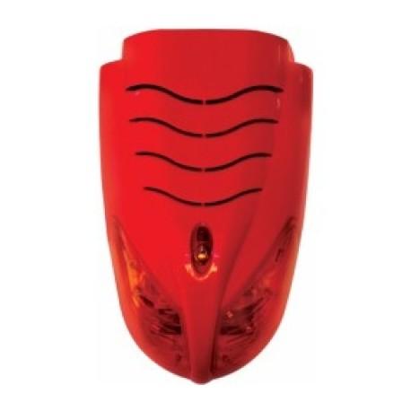 Sirène Extérieur d'alarme Incendie avec flash