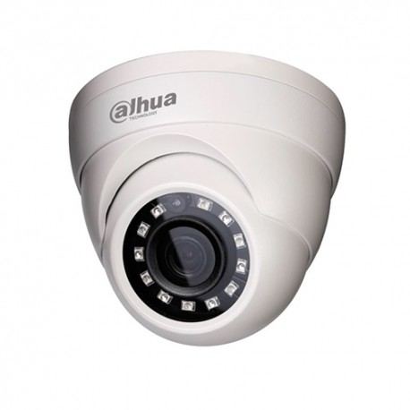 Metallic Eyeball Dome Camera 4M DAHUA