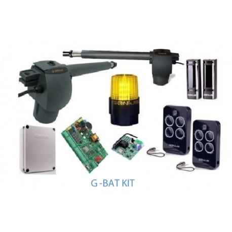 Kit pour Portails Battants de 350N, 230VAC, 300mm / Portail jusqu'à 3m / Vantail