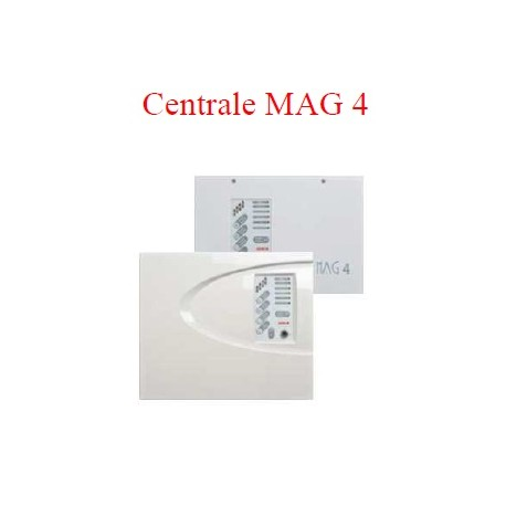 CENTRALE MAG 4