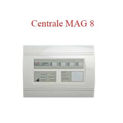 Centrale d'alarme incendie