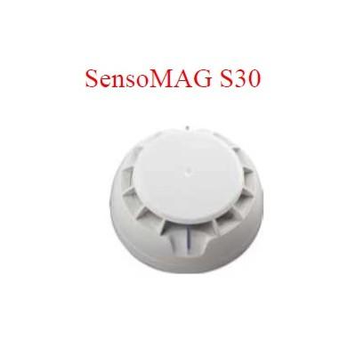 Détecteur optique-fumée S30 INCENDIE (Sans socle)
